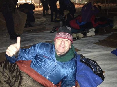 Sleeping Out for Spectrum