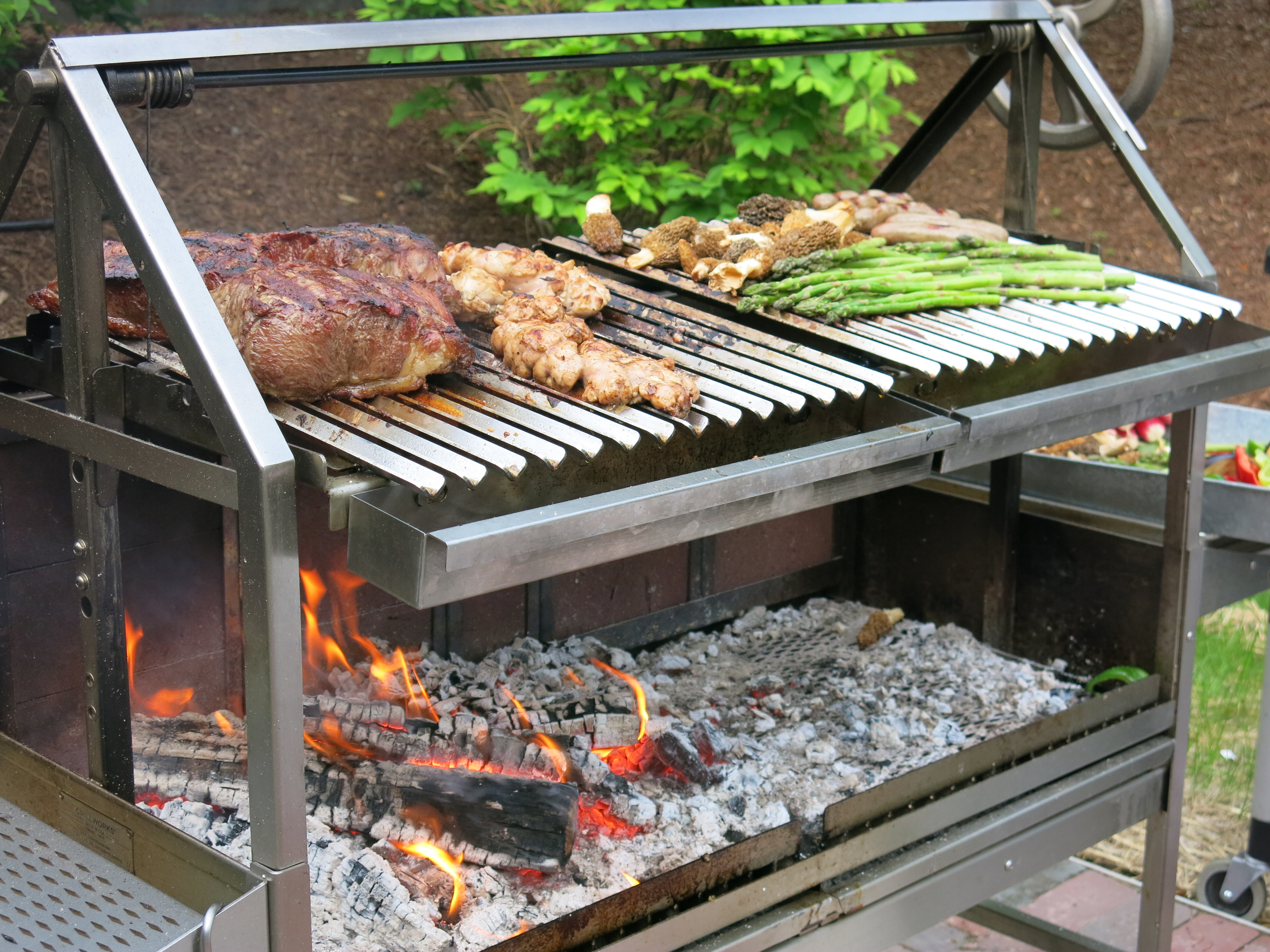 Join us on thursdays for our weekly argentine asado - Barbecue argentin ...