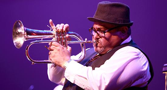 Jazz Fest Ray Vega