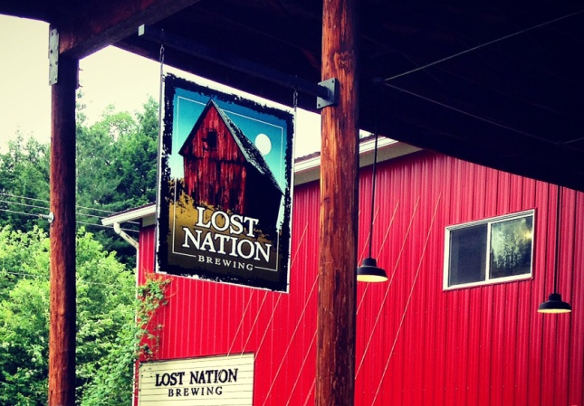 hotel vermont beer tour lost nation 2