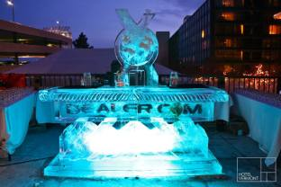 Dealer.com Ice Bar